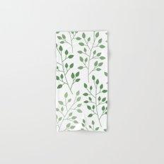 Spring Leaves Hand & Bath Towel