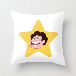 Steven Univers Star Throw Pillow
