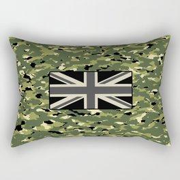 Camouflage: Jungle II Rectangular Pillow