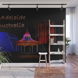 Electrified Adelaide Wall Mural