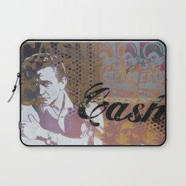 Johnny Cash Laptop Sleeve
