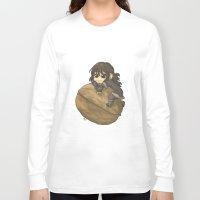 kili Long Sleeve T-shirts featuring Kili&Walnut by AlyTheKitten