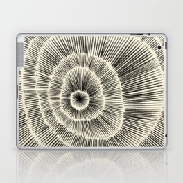Hand Drawn Patterned Abstract III Laptop & iPad Skin