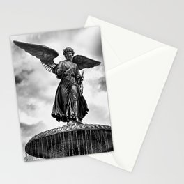 ANGEL OF THE WATERS Stationery Cards