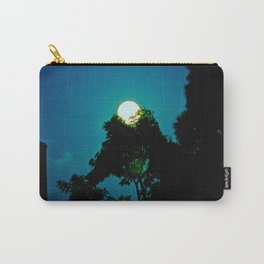 The Moon Fell From The Sky Tonight & A Tree Saved Her Carry-All Pouch
