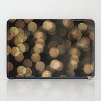 bokeh iPad Cases featuring Bokeh by Christine VanFonda