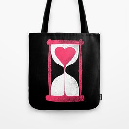 time to waste Tote Bag