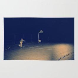 The Skateboarder Rug