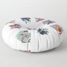 Mercats Floor Pillow