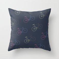 Love your bike Throw Pillow