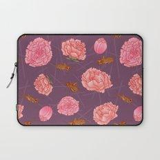 Carnations & Crickets Laptop Sleeve