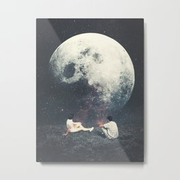 My Moon My Man My Love Metal Print