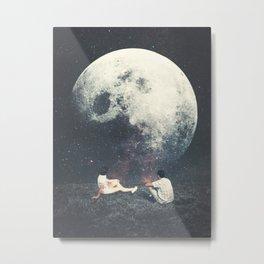 My Moon My Man My Love Metal Print