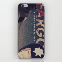 fargo iPhone & iPod Skins featuring Fargo by Virtual Window