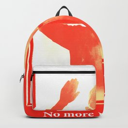 Window Child - Caption - Light Red Backpack