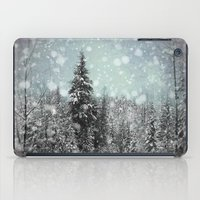 snow iPad Cases featuring Snow by Pure Nature Photos