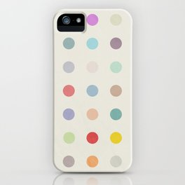 Spots iPhone Case