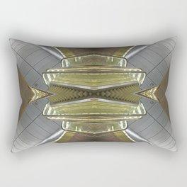 STN 0911 - digital symmetry Rectangular Pillow