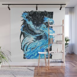 The Necromancer Wall Mural