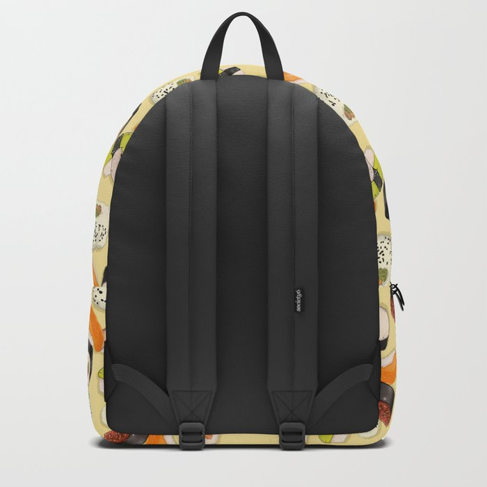Sushi Party Backpack