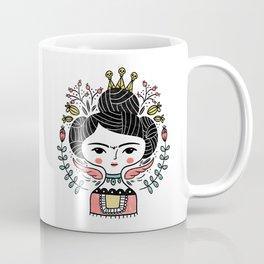 Saint Frida Coffee Mug
