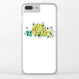 Cheers Clear iPhone Case