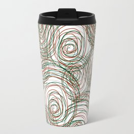 Circles Travel Mug