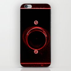 Light Switch iPhone & iPod Skin