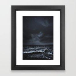 I´m fading Framed Art Print