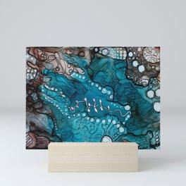Jupiter Lineage Ink Botanical Mini Art Print