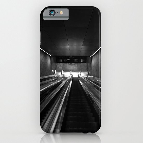 Subway Stairs iPhone & iPod Case