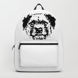 BORDER TERRIER DOG Backpack