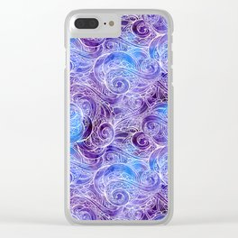 Under the deep Clear iPhone Case