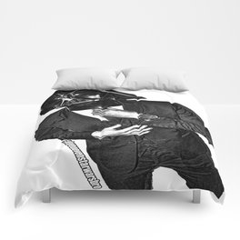 Darth Banker Comforters