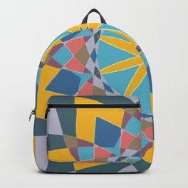 mandala floral design Backpack