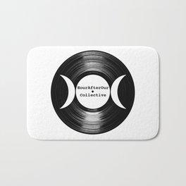 Music Goddess - HourAfterOur Logo Bath Mat