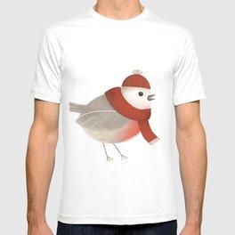 Bird winter T-shirt