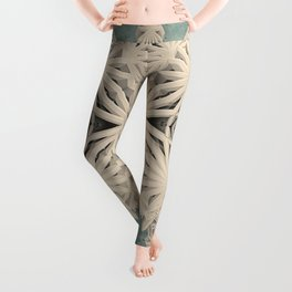 Ancient Calaabachti Filigrane Leggings