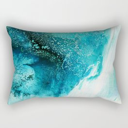 December Rectangular Pillow