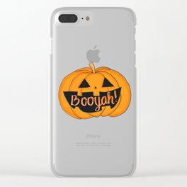 Booyah! Clear iPhone Case