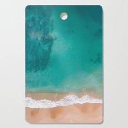 Beach and Sea Cutting Board