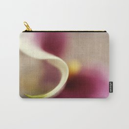 Calla Lily AbstractI Carry-All Pouch