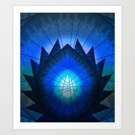 Lotus Divine Art Print