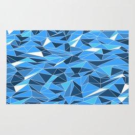 Geometric Seascape Rug