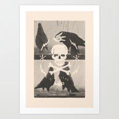 Sic Vitae Art Print