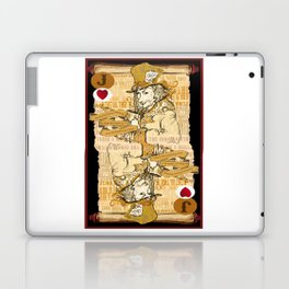 'Mad Hatter' (Alice in Steampunk Series) Laptop & iPad Skin