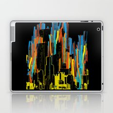 strippy city Laptop & iPad Skin