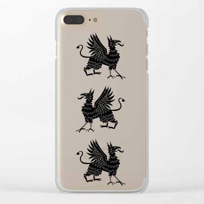 GRIFFIN Clear iPhone Case
