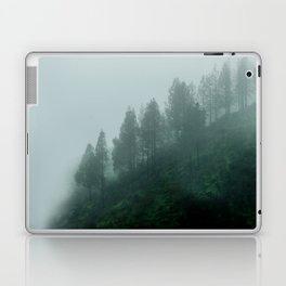 Foggy trees Laptop & iPad Skin