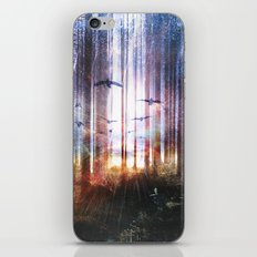 Absinthe forest iPhone & iPod Skin